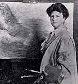 Katherine_Sophie_Dreier_-_photograph_-_1910